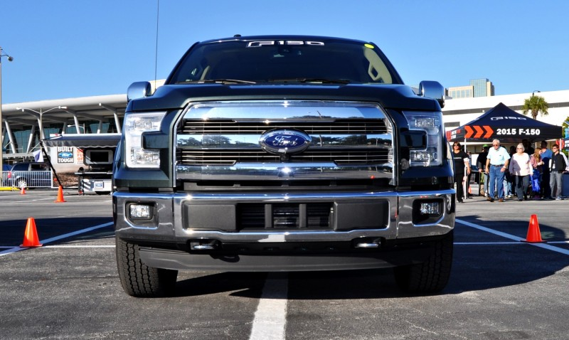 2015 Ford F-150 SuperCrew 3.5L EcoBoost 49