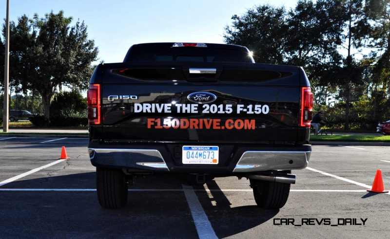 2015 Ford F-150 SuperCrew 3.5L EcoBoost 5