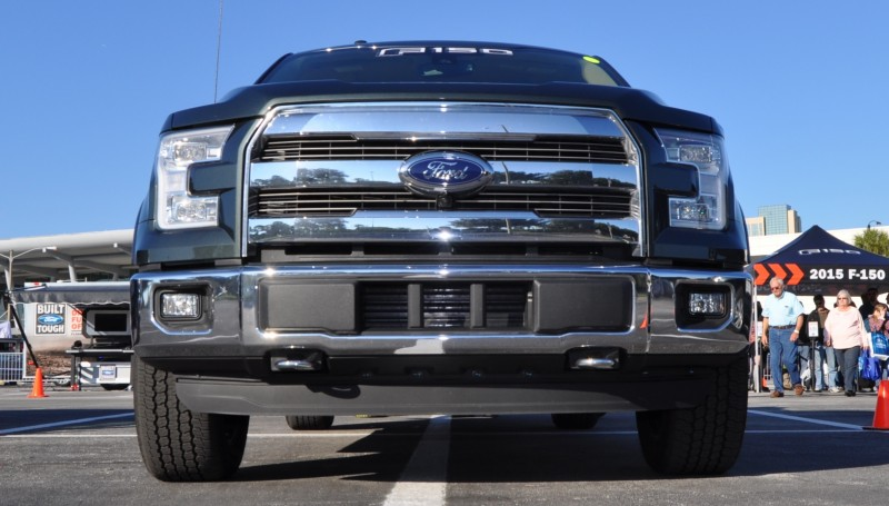 2015 Ford F-150 SuperCrew 3.5L EcoBoost 51