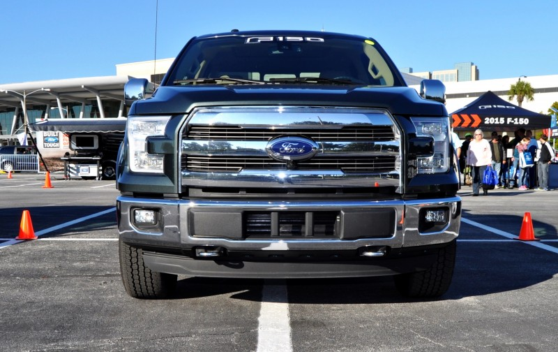 2015 Ford F-150 SuperCrew 3.5L EcoBoost 52