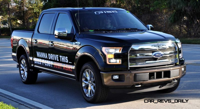 2015 Ford F-150 SuperCrew 3.5L EcoBoost 70