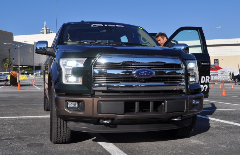 2015 Ford F-150 SuperCrew 3.5L EcoBoost 78