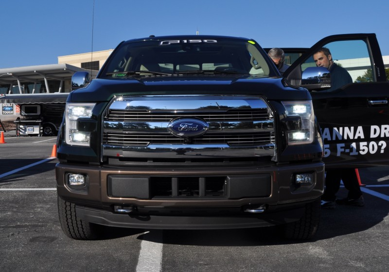 2015 Ford F-150 SuperCrew 3.5L EcoBoost 82