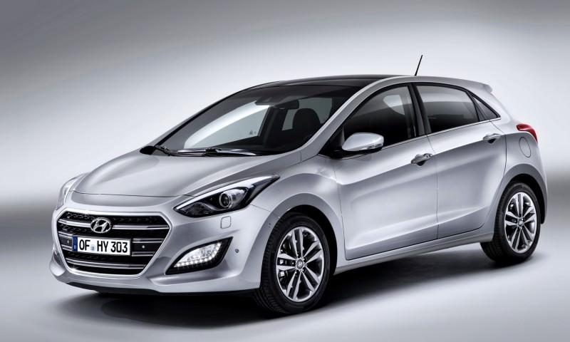 2015 Hyundai i30 1
