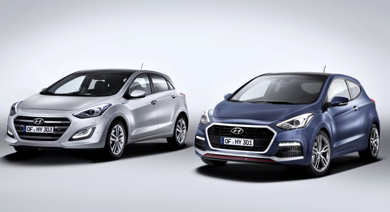 2015 Hyundai i30 Turbo 1