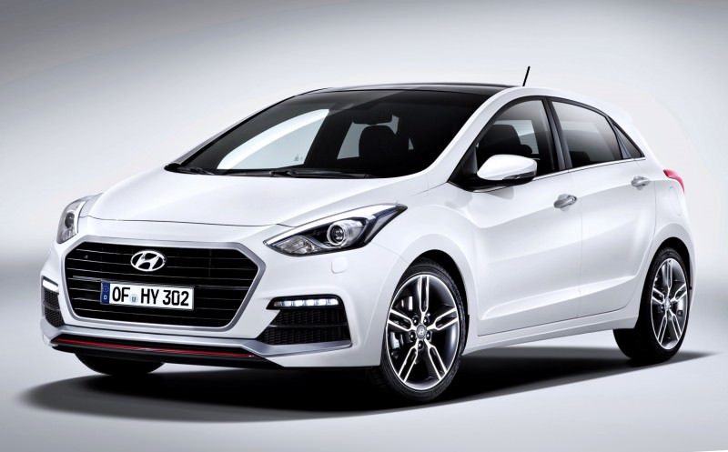 2015 Hyundai i30 Turbo 24