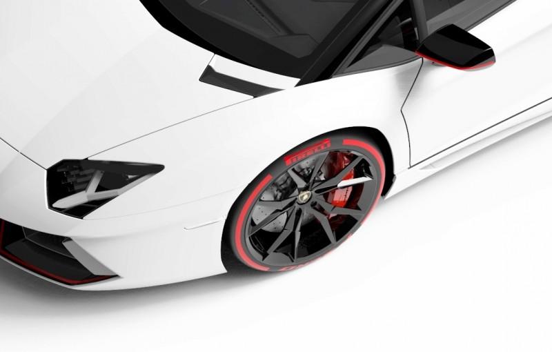 2015 Lamborghini Aventador LP 700-4 Pirelli Edition 2