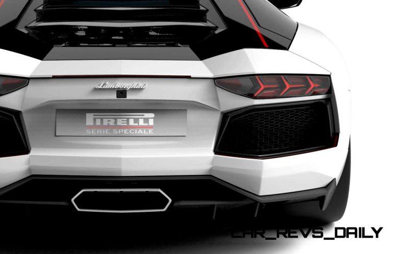 2015 Lamborghini Aventador LP 700-4 Pirelli Edition 4
