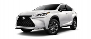 2015 Lexus NX200t F Sport COLORS 1
