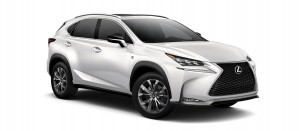 2015 Lexus NX200t F Sport COLORS 34