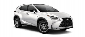 2015 Lexus NX200t F Sport COLORS 36
