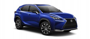 2015 Lexus NX200t F Sport COLORS 42