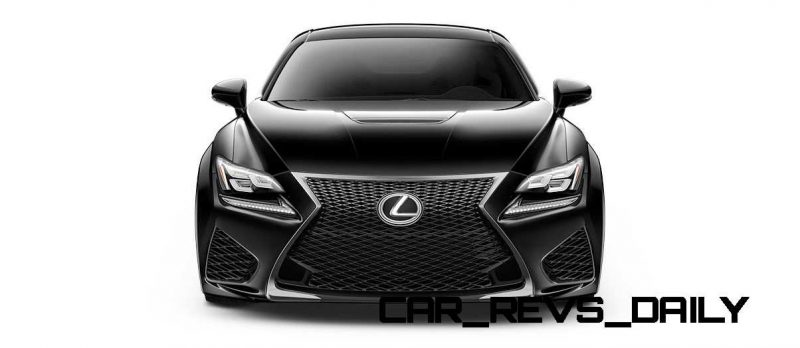 2015 Lexus RC F Colors and Wheels Visualizer 29