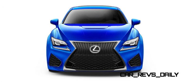 2015 Lexus RC F Colors and Wheels Visualizer 33