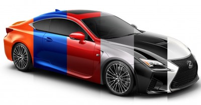 2015 Lexus RC F Colors and Wheels Visualizer 39_001-horz