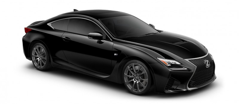 2015 Lexus RC F Colors and Wheels Visualizer 40