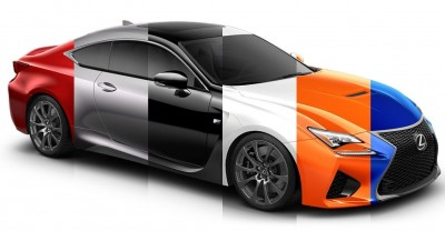 2015 Lexus RC F Colors and Wheels Visualizer 42_001-horz
