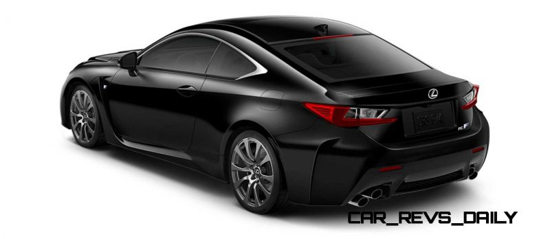 2015 Lexus RC F Colors and Wheels Visualizer 54