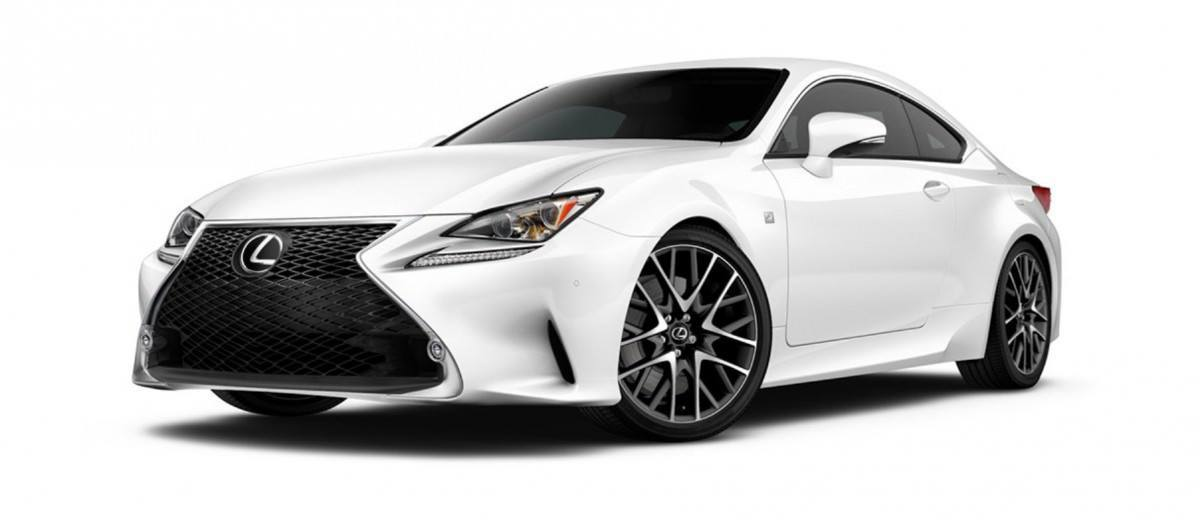 2015 lexus rc350 colors visualizer f sport vs standard 10. Black Bedroom Furniture Sets. Home Design Ideas