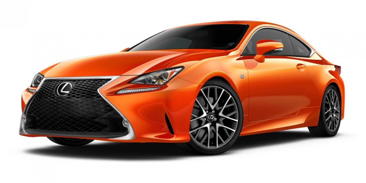 2015 lexus rc350 colors visualizer f sport vs standard 16. Black Bedroom Furniture Sets. Home Design Ideas