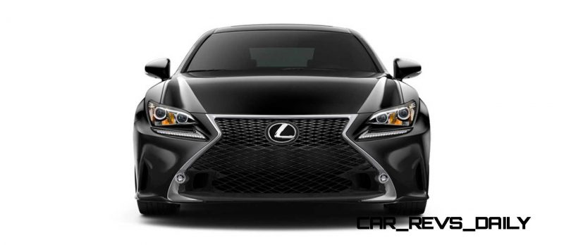 2015 Lexus RC350 Colors Visualizer + F Sport vs Standard 31