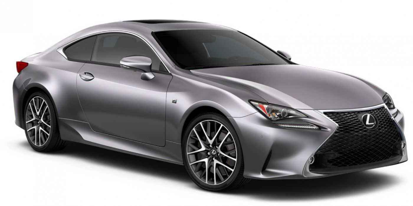 2015 lexus rc350 colors visualizer f sport vs standard 45. Black Bedroom Furniture Sets. Home Design Ideas