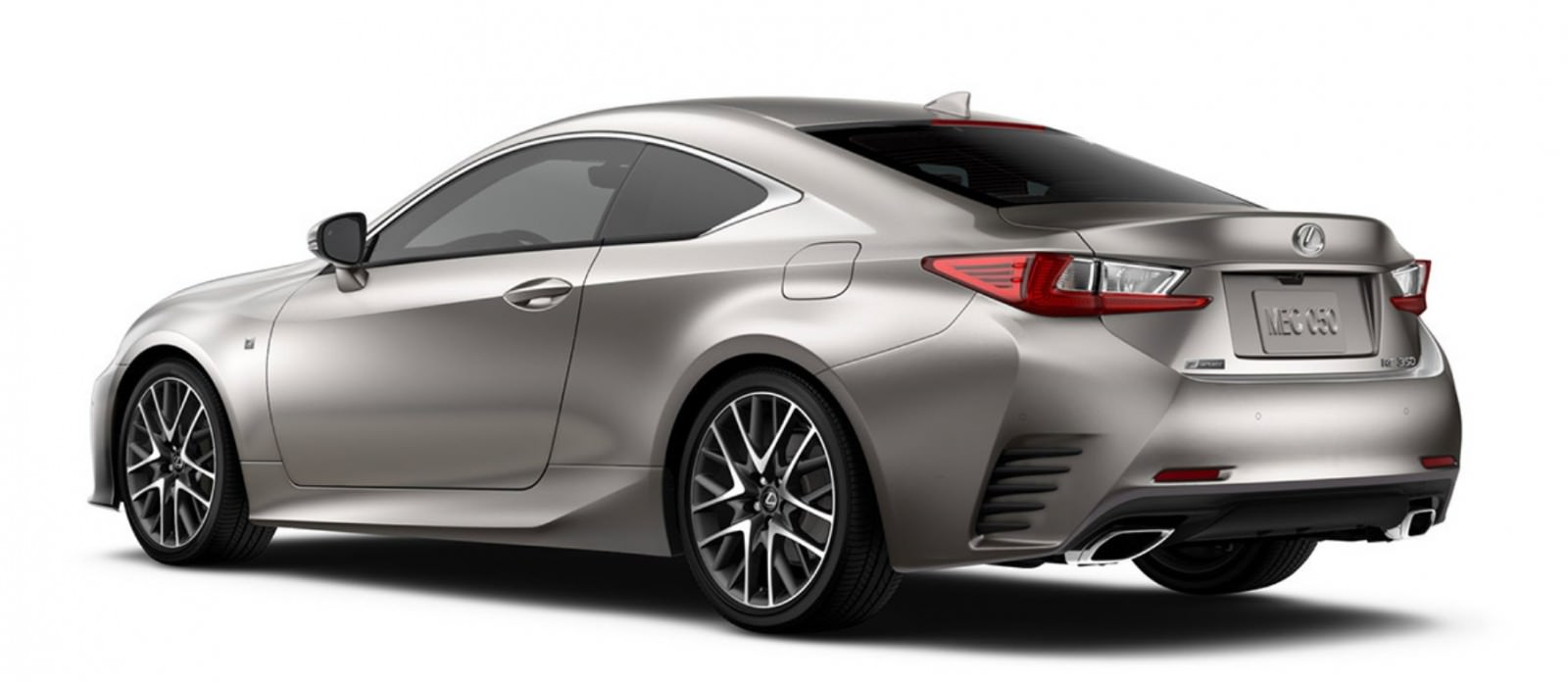 2015 lexus rc350 colors visualizer f sport vs standard 83. Black Bedroom Furniture Sets. Home Design Ideas