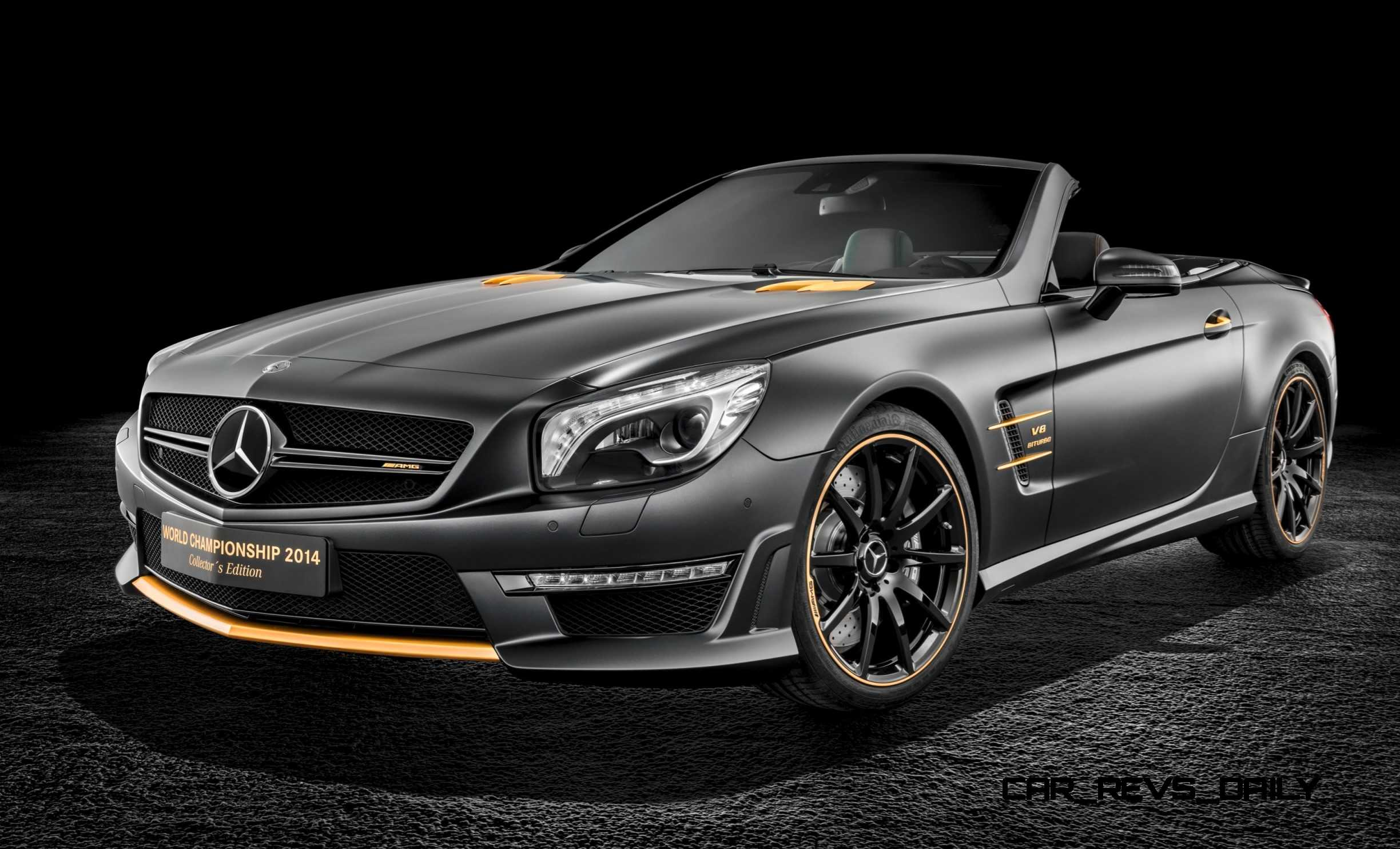 2015 mercedes benz sl63 amg world championship edition. Black Bedroom Furniture Sets. Home Design Ideas