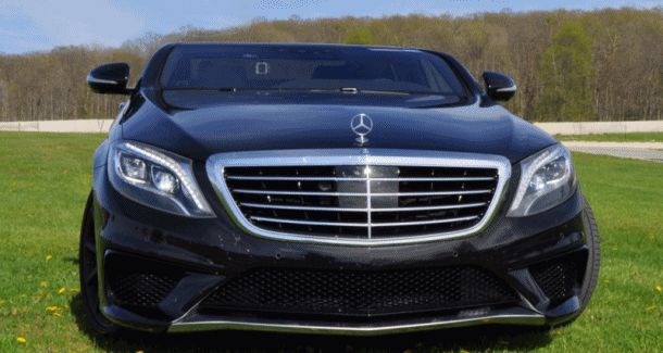 2015 Mercedes S63 AMG ChopTop Renderings