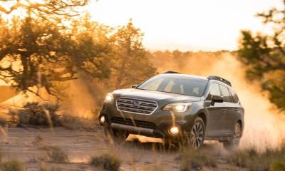 2015 Subaru Outback 14