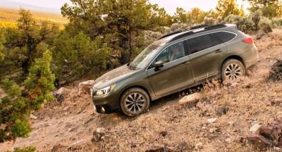 2015 Subaru Outback 17