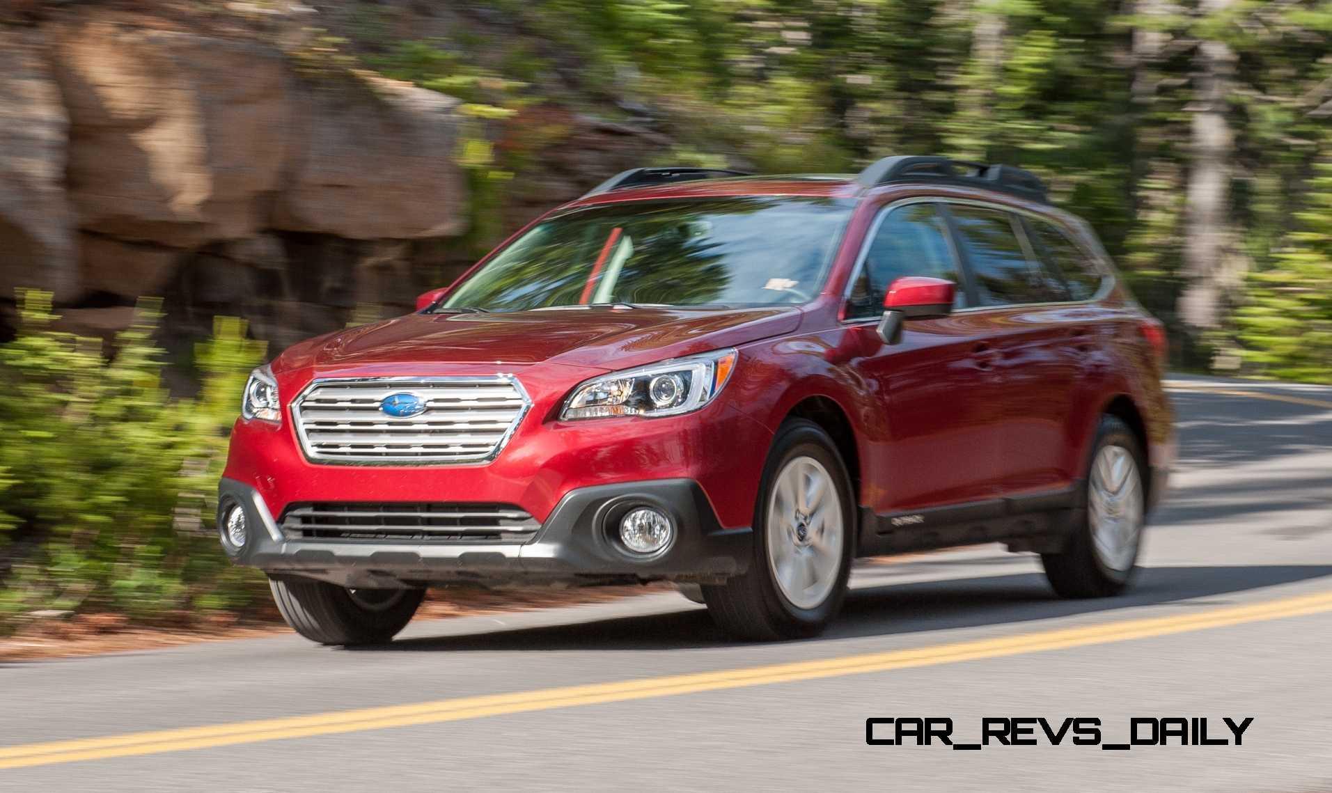 2015 Subaru Outback 21