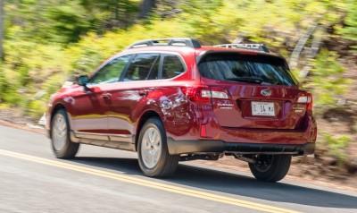 2015 Subaru Outback 22