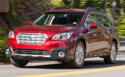 2015 Subaru Outback 24