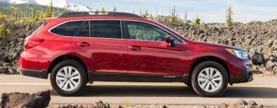 2015 Subaru Outback 25