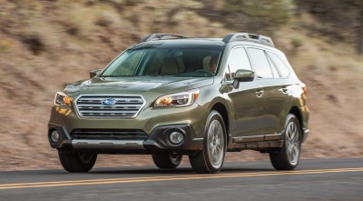 2015 Subaru Outback 26