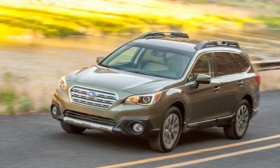 2015 Subaru Outback 3