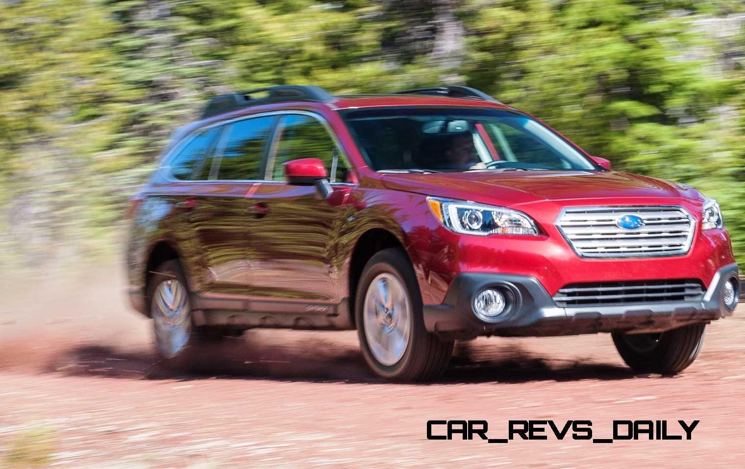 2015 Subaru Outback Color Visualizer