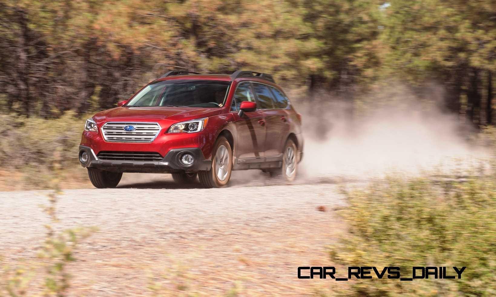 2015 Subaru Outback 40