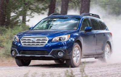 2015 Subaru Outback 6