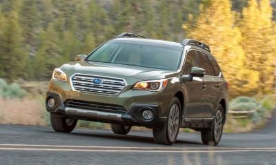 2015 Subaru Outback 8