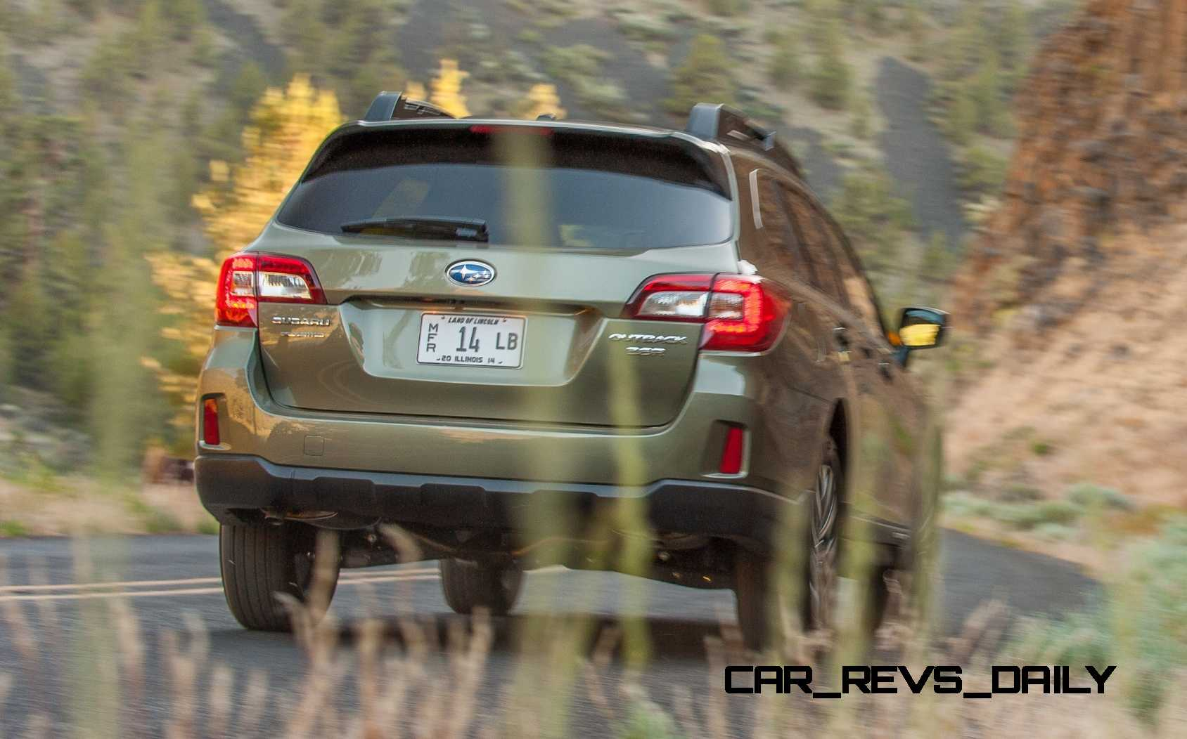 2015 Subaru Outback 9