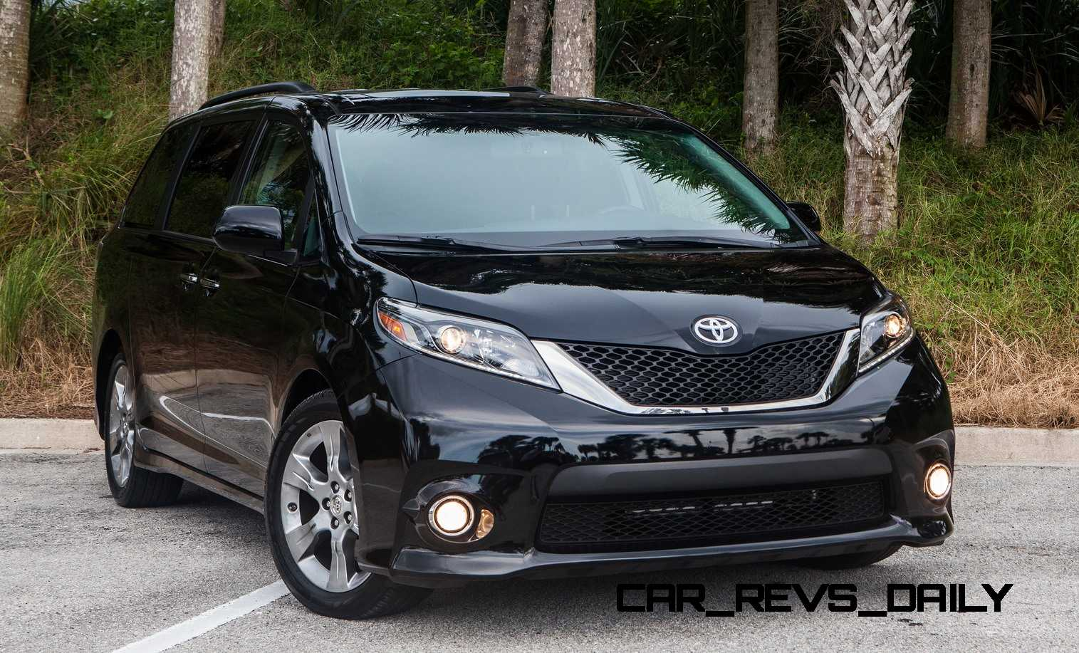 2015 toyota sienna xle 1. Black Bedroom Furniture Sets. Home Design Ideas