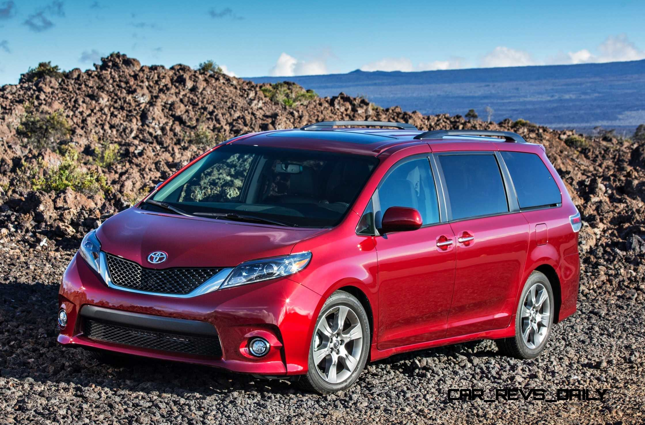2015 toyota sienna xle premium awd review. Black Bedroom Furniture Sets. Home Design Ideas