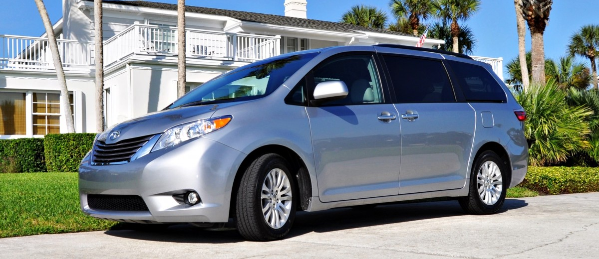 2015 toyota sienna xle 26. Black Bedroom Furniture Sets. Home Design Ideas