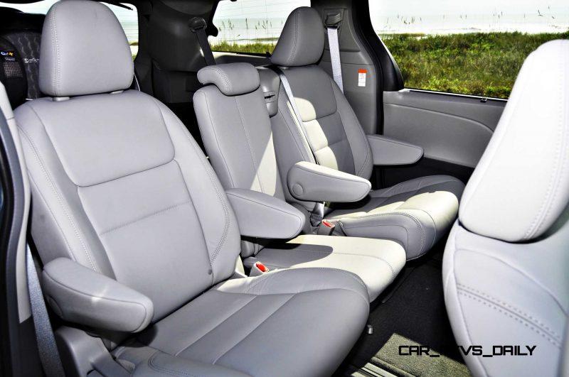 2015 Toyota Sienna XLE 60