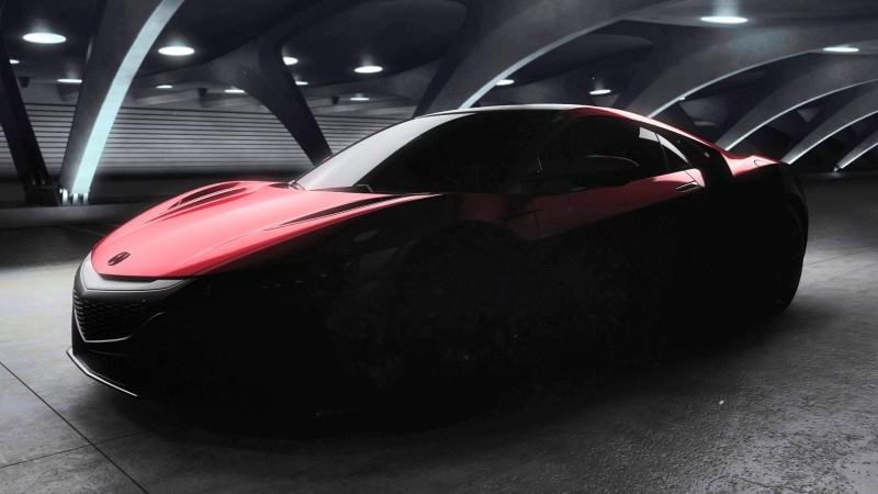 2016 Acura NSX 1