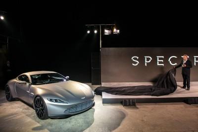 2016 Aston Martin DB10 Spectre 2
