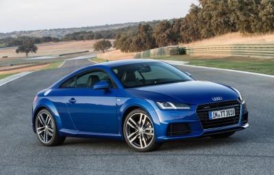 2016 Audi TT 11