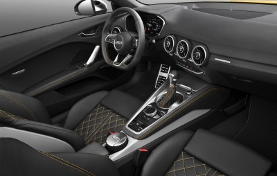 2016 Audi TT 22